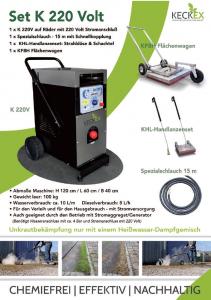 Wildkrautvernichtung set-k-220-volt