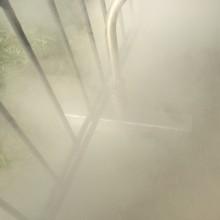 Wildkrautbekämpfung mit Heißdampf